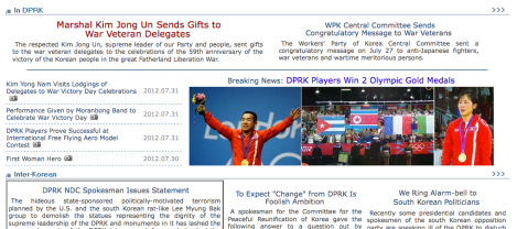 Screen shot 2012-07-31 Rodong Sinmun